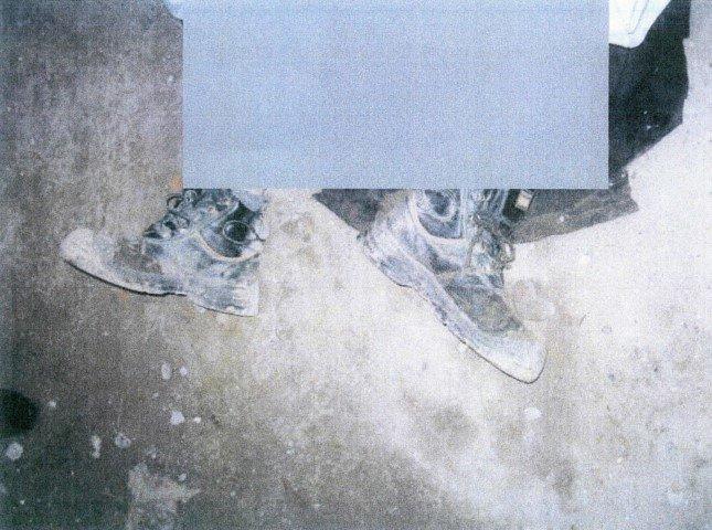 Het slachtoffer droeg tijdens het ongeval geen elektrisch isolerende veiligheidslaarzen.
